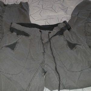 XCVI Gray Pants Size S